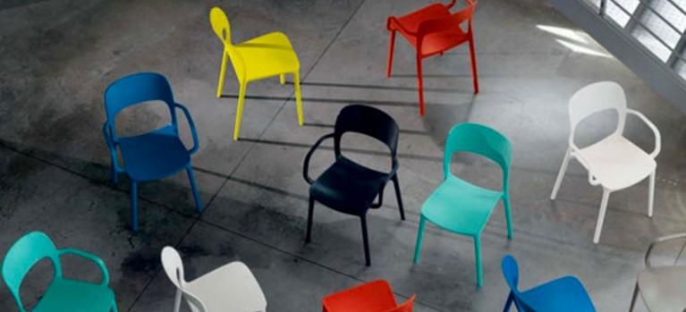 Chaise Gipsy - 8 couleurs au choix